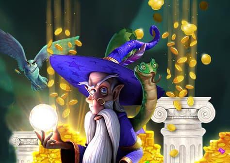 cresus casino wizard